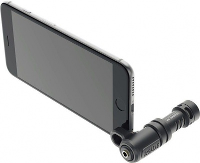 Photo of Rode Video Microphone for iPhone iPad
