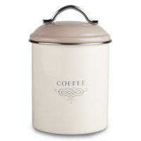 humble and mash vintage coffee canister food storage
