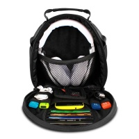 udg ultimate digi headphone bag u9950bl black audio accessory