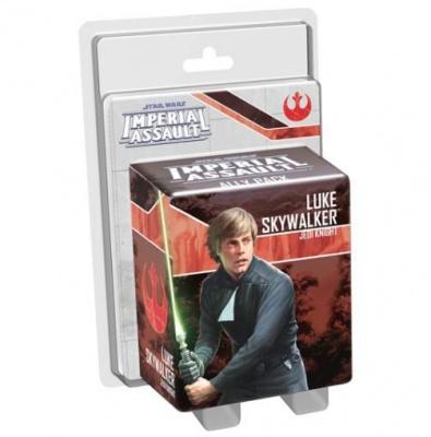 Star Wars Imperial Assault Luke Skywalker Jedi Knight