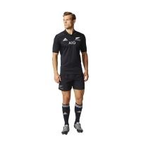 adidas Mens All Blacks Home Jersey