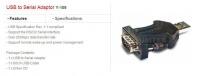 unitek usb to serial compact adapter