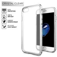 spigen iphone 7 plus ultra hyrbid case crystal clear