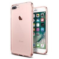 spigen iphone 7 plus ultra hybrid case rose crystal