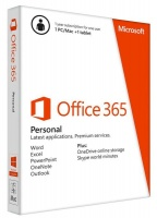 microsoft office 365 personal 1 year subscription medialess