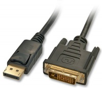 lindy 2m displayport m to dvi cable 41491