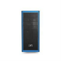 deepcool tesseract chassis black