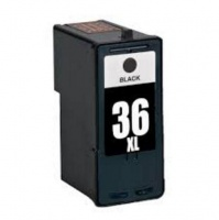 lexmark 36 black comaptible inkjet cartridge office machine