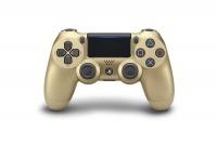 ps4 dualshock 4 controller gold v2