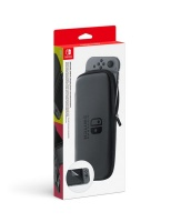 nintendo switch carrying case and screen protector ns case