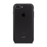 moshi iglaze luxe case for iphone 7 plus black