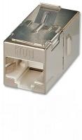lindy rj45 cat6 stp e inline connector 10gb