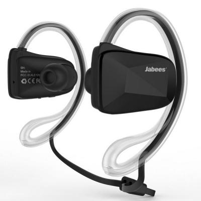 Photo of Jabees Bluetooth BSports Earphones - Black