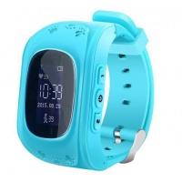Q50 Kids GPS Tracker Smart Watch Blue