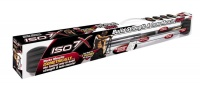 iso7x muscle body building workout bar with power ring