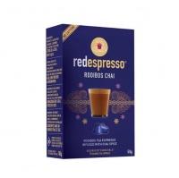 red espresso chai rooibos capsules multipack 5x10