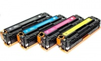 compatible canon 731 toners bcmy multipack