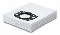 Karcher 4 Pack Fleece Filter Bags