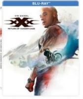 xXx The Return Of Xander Cage Steelbook