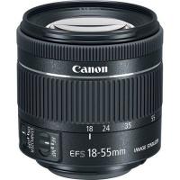 canon s 18 55mm is stm camera len