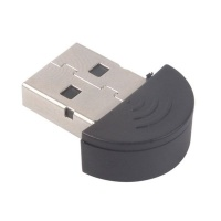 raz tech mini usb microphone adapter for computers and