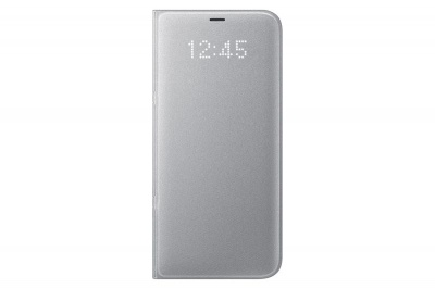 Photo of Samsung Galaxy S8 LED View Cover - Silver