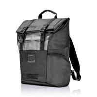 everki contempro rolltop backpack 156 black and grey