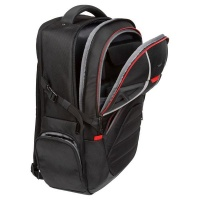 targus gaming 173 laptop backpack black and red