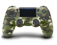 ps4 dualshock 4 controller green camo v2 parallel import