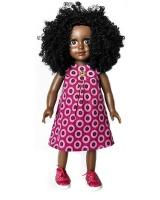 Heritage Dolls Nandi African Doll