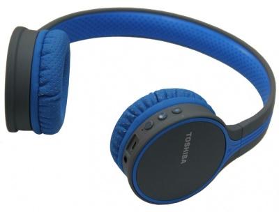 Photo of Toshiba Wireless Headphone - Blue