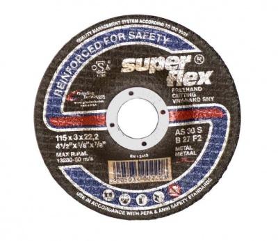 Superflex Steel Cutting Disc 115cm