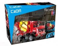 Double Eagle Cada Technic Remote Control Mixer Truck 814 Pieces