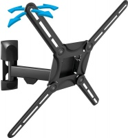 barkan 3 movement mall mount with from 29 inches up to 65 bracket