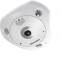hikvision ip fisheye 6mp 15m ir 360 degree