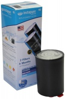 instapure refill cartridge twin pack water coolers filter