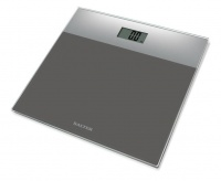 Salter Glass Electronic Scale Silver