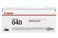 canon 040 yellow laser toner cartridge