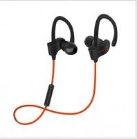 wireless bluetooth sports headset mic cell phone headset