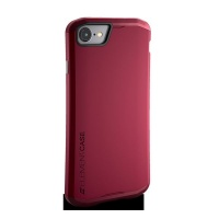 elementcase aura case for iphone 7 deep red