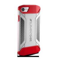 elementcase cfx case for iphone 7 white and red
