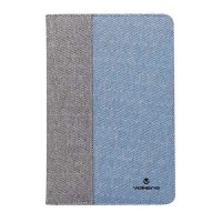 volkano shield series 7 8 tablet cover grey and blue
