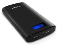 adata 20 000 mah power bank black cellular accessory
