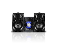 panasonic sc vkx65gs k 550w rms mini compo dvd stereo