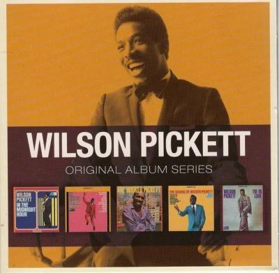 Photo of Wilson Pickett Original Album Series