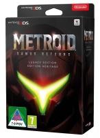 metroid samus returns limited edition nintendo 3ds