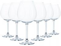 Crane Crystal Bistro Crystal Burgundy Wine Glass 650ml Set of 6