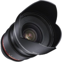 canon rokinon 16mm t22 cine camera len