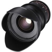 canon rokinon 24mm t15 cine camera len