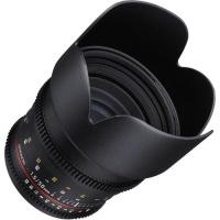 canon rokinon 50mm t15 as umc cine camera len
